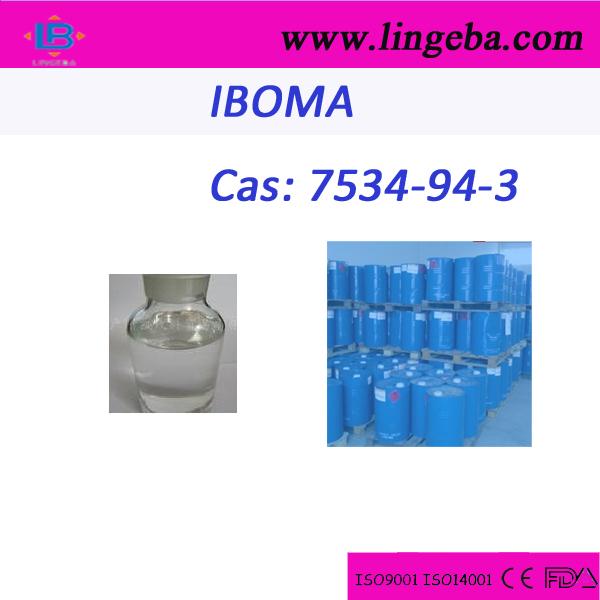 High-quality-Manufacterer-IBOMA-Isobornyl-Methacrylate-UV-Monomer