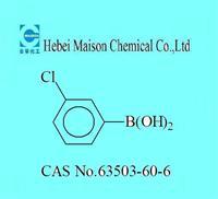 3-Chlorophenylboronic acid(63503-60-6)