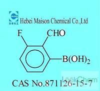(3-fluoro-2-formylphenyl)boronic acid(871126-15-7)