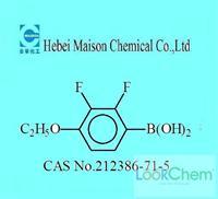 2,3-Difluoro-4-ethoxyphenylboronic acid(212386-71-5)