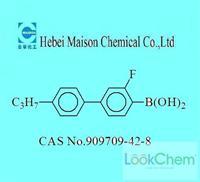 (3-Fluoro-4'-propyl[1,1'-biphenyl]-4-yl)boronic acid(909709-42-8)