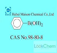 OLED material Phenylboronic acid(98-80-6)