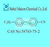4-Cyano-4'-ethylbiphenyl(58743-75-2)