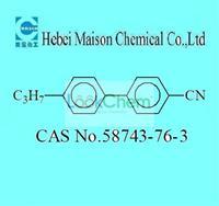 4-Cyano-4'-Propylbihpenyl(58743-76-3)