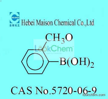 2-Methoxyphenylboronic acid(5720-06-9)