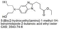 Intermediate for Bendamustine hydrochloride 3543-75-7