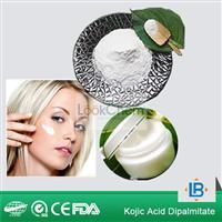 LGB supplier whitening materials kojic acid dipalmitate lightening cream for black skin(79725-98-7)