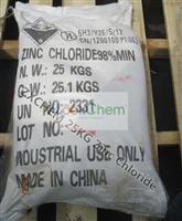 Zinc chloride(7646-85-7)