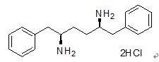(2R,5R)-1,6-diphenylhexane-2,5-diamine dihydrochloride(1247119-31-8)