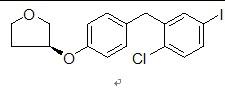 (3S)-3-[4-[(2-Chloro-5-iodophenyl)methyl]phenoxy]tetrahydro-furan(915095-94-2)
