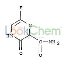 6-Fluoro-3-hydroxypyrazine-2-carboxamide