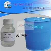50% Amino TrimeXTylene Phosphonic Acid as water treatment agent ATMP(6419-19-8)