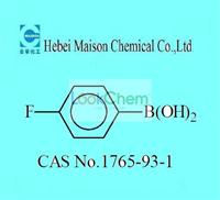 Canagliflozin intermediates 4-Fluorophenylboronic acid(1765-93-1)