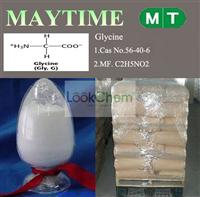 Lowest Price Food Grade High Purity Amino Acid CAS 56-40-6 Glycine  FCCIV,USP24,BP93