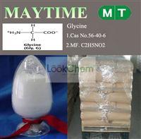 Lowest Price Food Grade High Purity Amino Acid CAS 56-40-6 Glycine  FCCIV,USP24,BP93