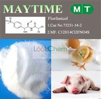 Florfeniol CPV2010 CAS No.73231-34-2 /76639-94-6