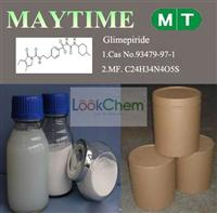 Blood System Agents, Glimepiride China supplier CAS 93479-97-1