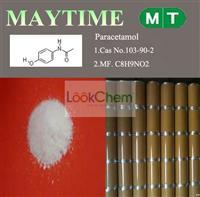High purity Low Price Paracetamol/4-Acetamidophenol/Acetaminophen cas:103-90-2
