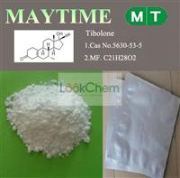 High Quality High purity Tibolone China supplier CAS5630-53-5