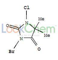 3-Bromo-1-chloro-5,5-dimethylhydantoin