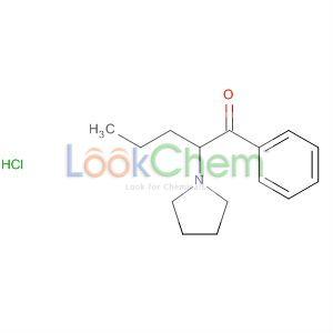 1-Pentanone, 1-phenyl-2-(1-pyrrolidinyl)-, hydrochloride(5485-65-4)