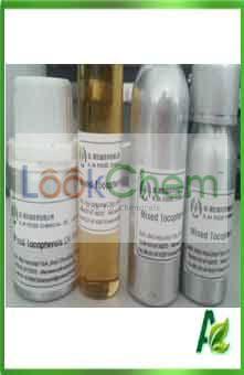Natural Vitamin E (Mixed tocopherol 90%)