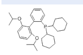 2-DICYCLOHEXYLPHOSPHINO-2',6'-DI-I-PROPOXY-1,1'-BIPHENYL