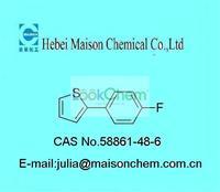 2-(4-Fluorophenyl)thiophene(58861-48-6)