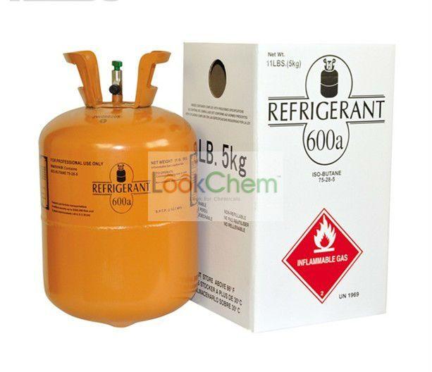refrigerant gas r 600a