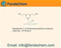Leading Chinese exporter of Hexahydro-1,3,5-tris(hydroxyethyl)-s-triazine from Hangzhou Fandachem Co.,Ltd