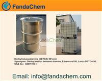 Diethyltoluenediamine (DETDA) 98%min,Diethyl methyl benzene diamine,Ethancure100,Lonza DETDA from Ethyl 3-ethoxypropionate