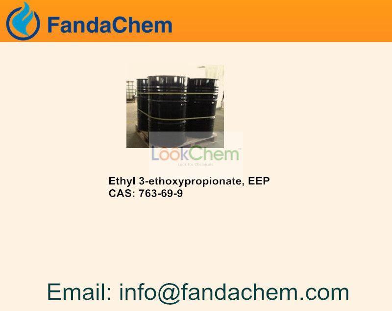 Ethyl 3-ethoxypropionate, EEP, cas: 763-69-9, solvent used in paint from Hangzhou Fandachem Co.,Ltd