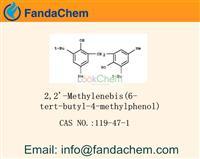 2,2'-Methylenebis(6-tert-butyl-4-methylphenol) cas  119-47-1