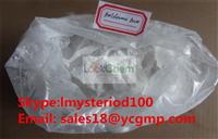 Natural Boldenone Base Muscle Growth Raw Steroid Powders Dehydrotestosterone CAS 846-48-0