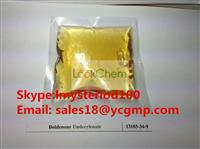 Medical Raw Steroid Powders Boldenone Undeclynate / EQ Anabolic Steroid Oral or Injection