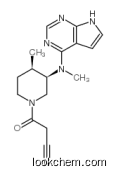 High Quality Tofacitinib citrate CAS 477600-75-2