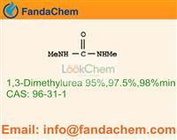 1,3-Dimethylurea 95%,97.5%, 98%min, cas: 96-31-1 from Hangzhou Fandachem Co.,Ltd