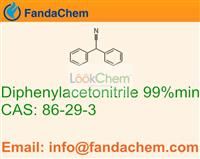 Leading exporter of Diphenylacetonitrile 99%min,CAS: 86-29-3 in China from FandaChem