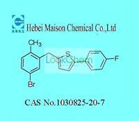 2-(5-BroMo-2-Methylbenzyl)-5-(4-fluorophenyl)thiophene(1030825-20-7)