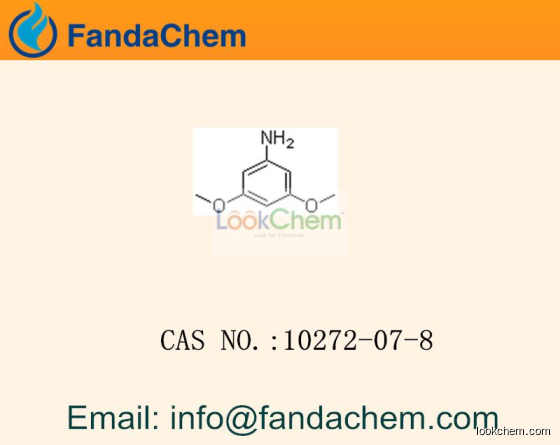 3,5-Dimethoxyaniline cas  10272-07-8(10272-07-8)