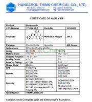 High quality Bortezomib supplier at best price(179324-69-7)