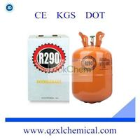 Refrigerant Gas R290 With High Purity 5KG/Cylinder