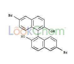 S-6,6'-Dibromo-1,1'-bi-2-naphthol(80655-81-8)