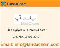 dimethyl 2,2'-thiobisacetate,Thiodiglycolic-dimethyl ester,cas no 16002-29-2