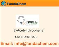 High purity 2-Acetylthiophene 98% TOP1 supplier in China cas no 88-15-3