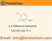 1,4-Dibromobenzene cas  106-37-6 (Fandachem)
