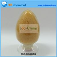 High purity 001*10 weak acid cation ion exchange resin