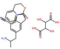 5-[(2R)-2-Aminopropyl]-1-[3-(benzoyloxy)propyl]-2,3-dihydro-1H-indole-7-carbonitrile (2R,3R)-2,3-dihydroxybutanedioate/239463-85-5/99% IN STOCK(239463-85-5)