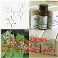Baohuoside I  ,CAS:113558-15-9,98% by HPLC+MS+NMR(113558-15-9)