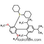 2-(Dicyclohexylphosphino)-3,6-dimethoxy-2',4',6'-tri-i-propyl-1,1'-biphenyl